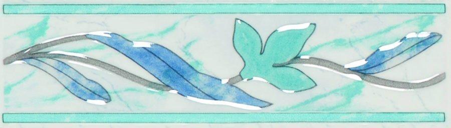 Adda blue border 01 200х57