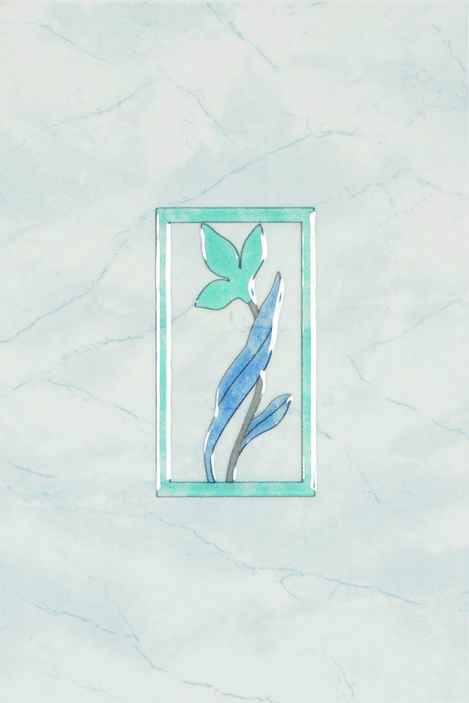 Adda blue decor 01 200х300