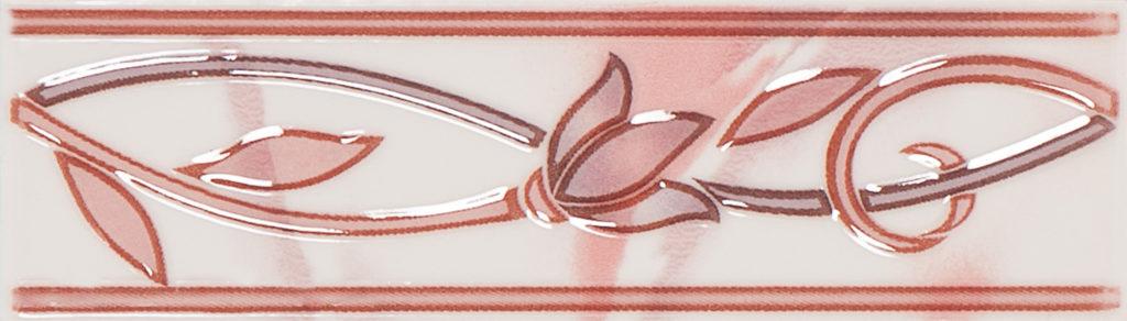 Arno pink border 01 200х57