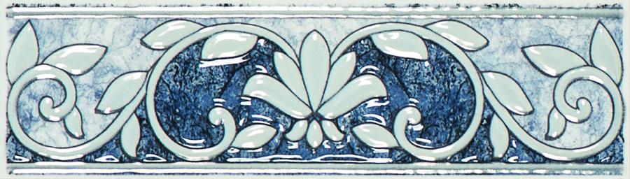 Brenta cobalt border 01 200х57