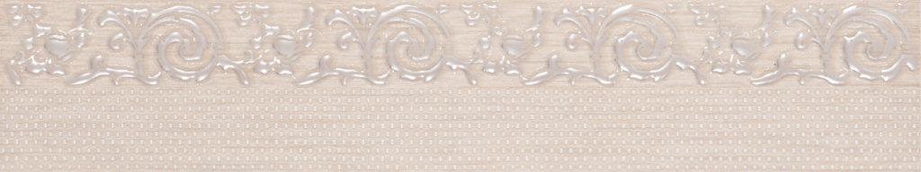 Ledro beige border 01 400х75