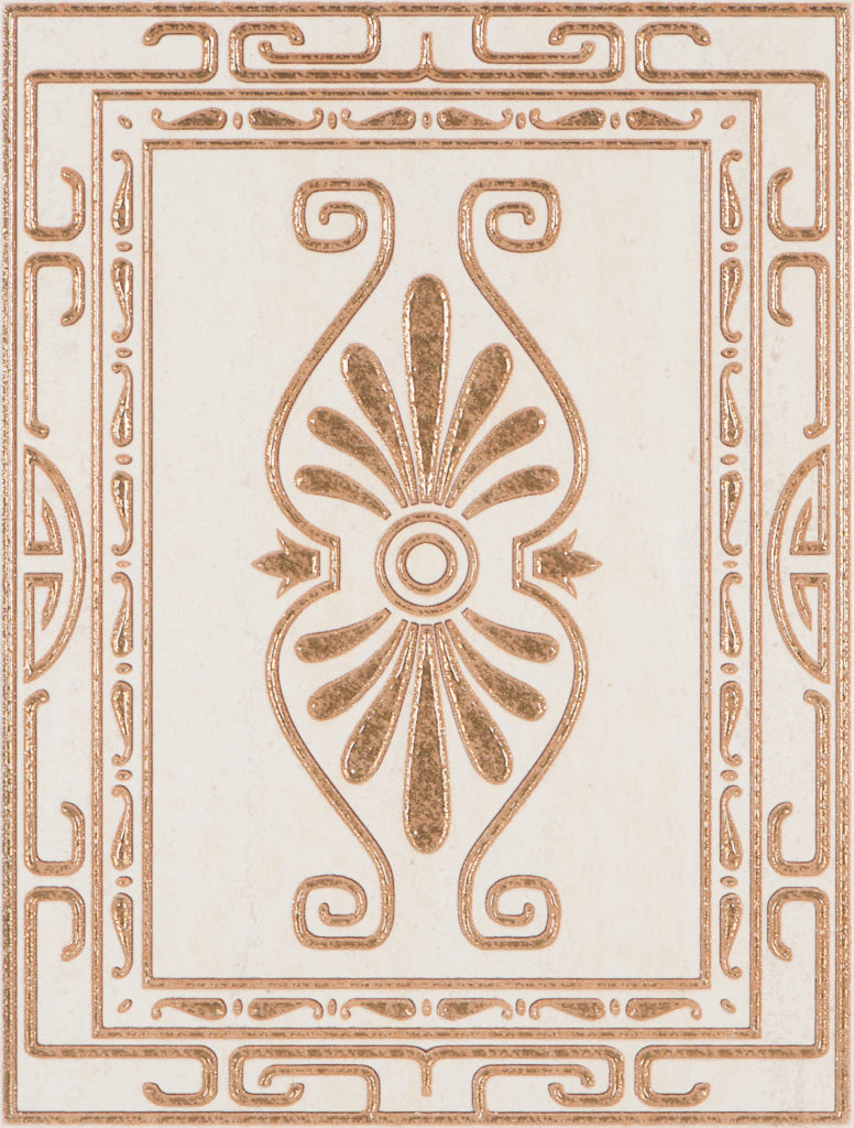 Salerno beige decor 01 250х330